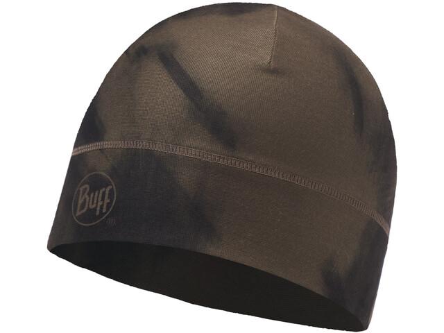 Buff ThermoNet Huvudbonad brun